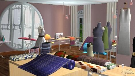 Модный дом Наталии Ламбер
