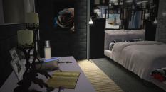 Квартира Агнессы. Спальня Агнессы - 2