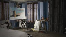 Квартира Агнессы. Спальня Агнессы - 3