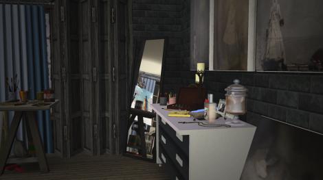 Квартира Агнессы. Спальня Агнессы - 5
