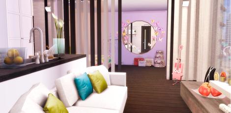 Квартира Кендалл 3