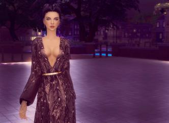 Новое платье 1