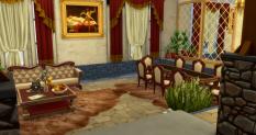 Дом Алли и Татьяны. Первый этаж 10