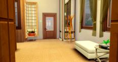 Дом Сашио. Первый этаж 2