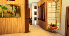 Дом Сашио. Первый этаж 3