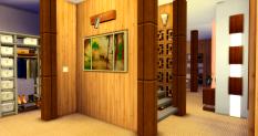 Дом Сашио. Первый этаж 4