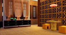 Дом Сашио. Первый этаж 8