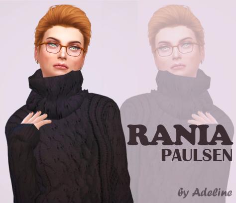 Rania Paulsen